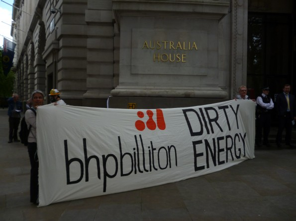 BHPBilliton Dirty Energy