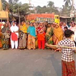 Phulbari protest Nov 2012_pic 2
