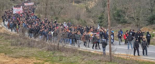 Halkidiki_Eldorado_protest_Greece_2013