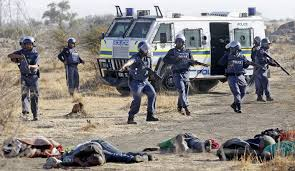 Lonmin, the Marikana massacre, job cuts and taxes