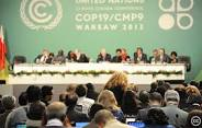 UN climate talks in Warsaw