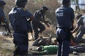 Marikana massacre 2