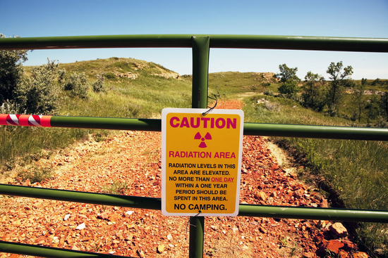 Urgent Message – Clean Up Abandoned Open Pit Uranium Mines