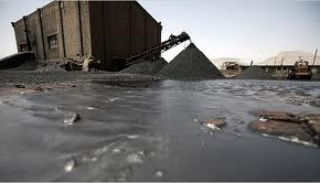 coal water pollution