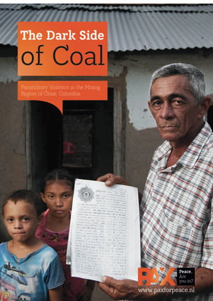 Power companies must stop buying 'blood coal' from Colombia