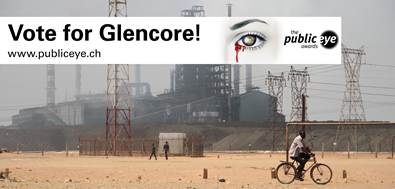 Vote for Glencore!