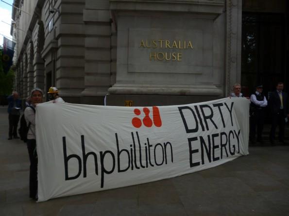BHPBilliton Dirty Energy