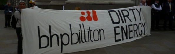 BHP Billiton Australia House demo (2)