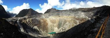 Rio ponders future in Indonesia's Grasberg copper mine