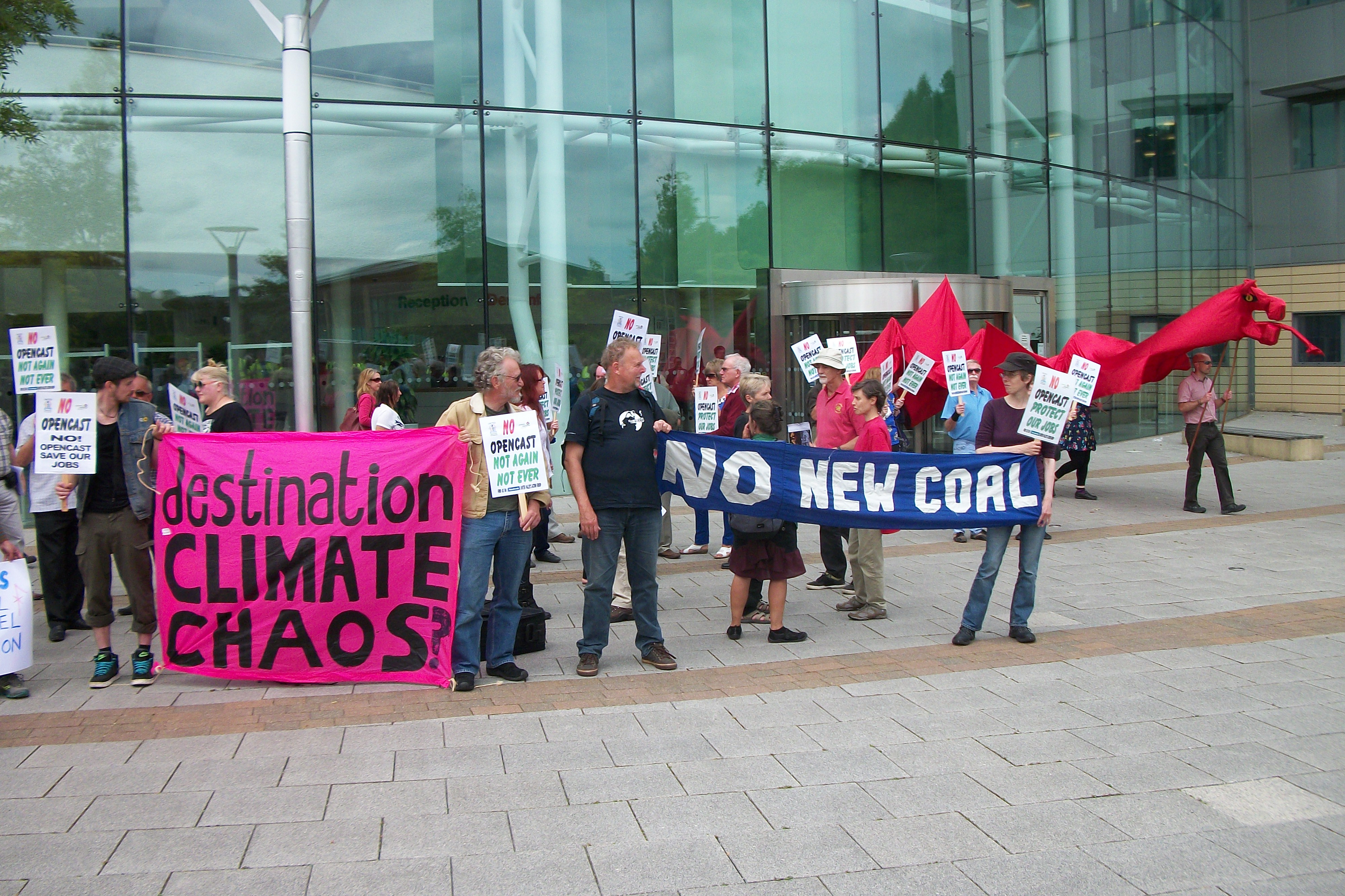 Setback for opencast in Wales