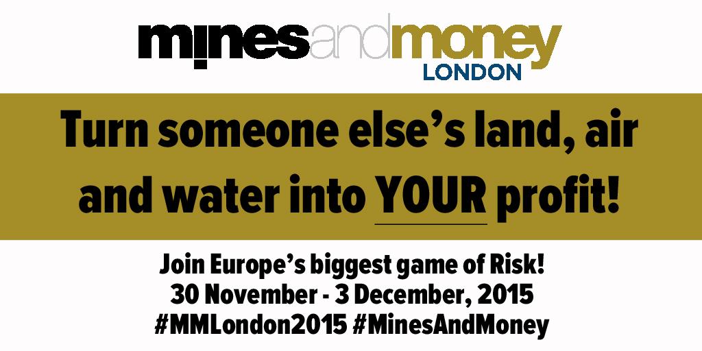 Hijacking #MinesAndMoney