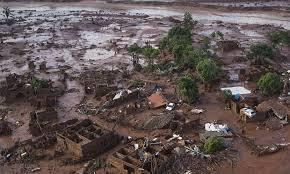 Mariana dam burst