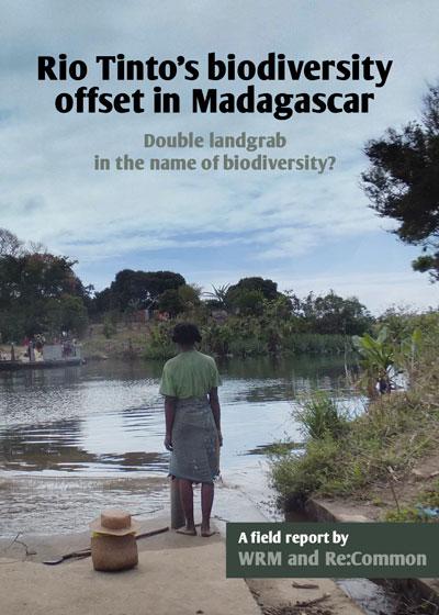 New report: Rio Tinto's biodiversity offset in Madagascar