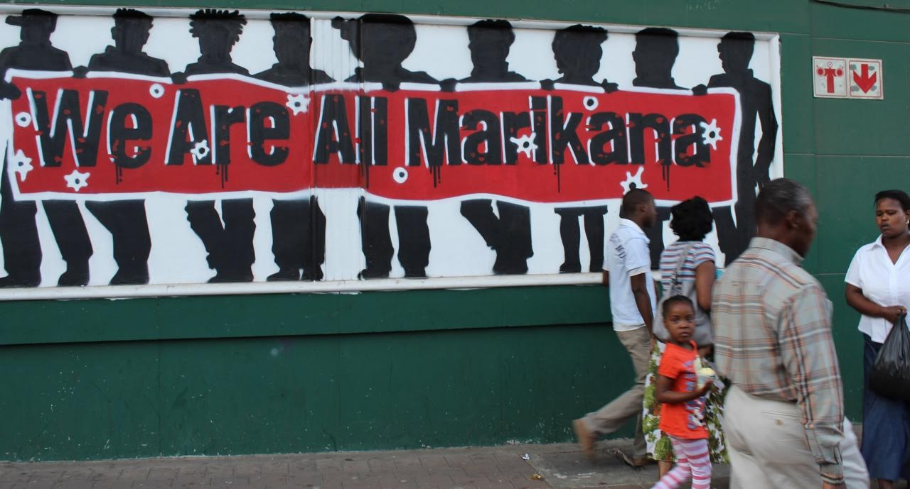 Demand accountability for the Marikana Massacre! Protest the Lonmin AGM!