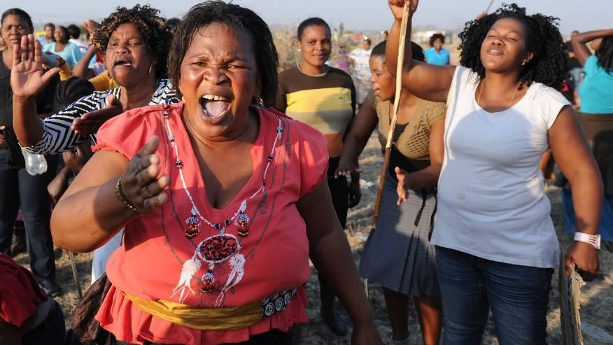 FILM: Marikana's Precious Metal