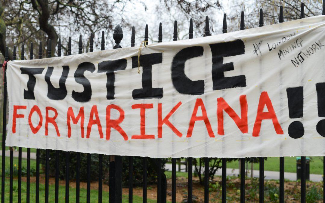 VIDEO: We demand justice for Marikana