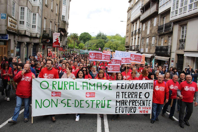 Ties are strengthened': Spanish campaigners unite around Atalaya