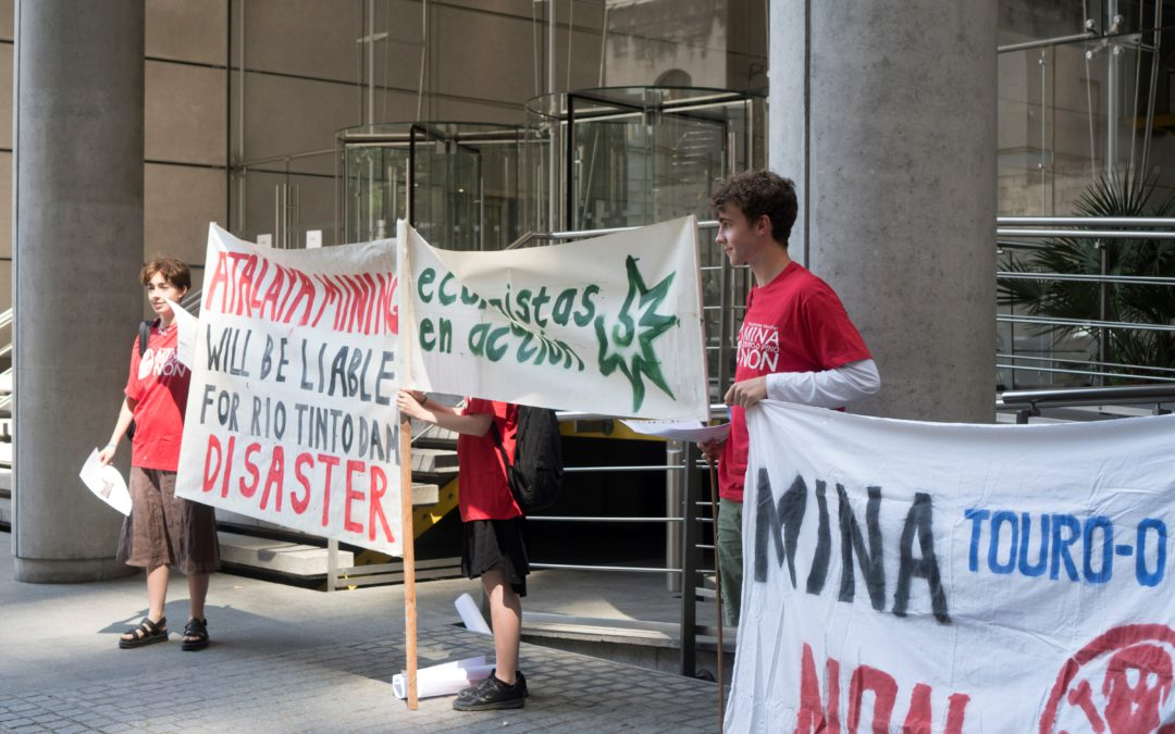 'Ties are stronger now': Spanish campaigners unite around Atalaya AGM