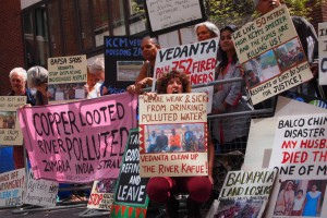 PRESS RELEASE: Report blames City of London as Vedanta prepares to de-list