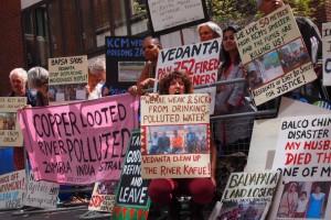 PRESS RELEASE: Report blames City of London as Vedanta prepares to de-list