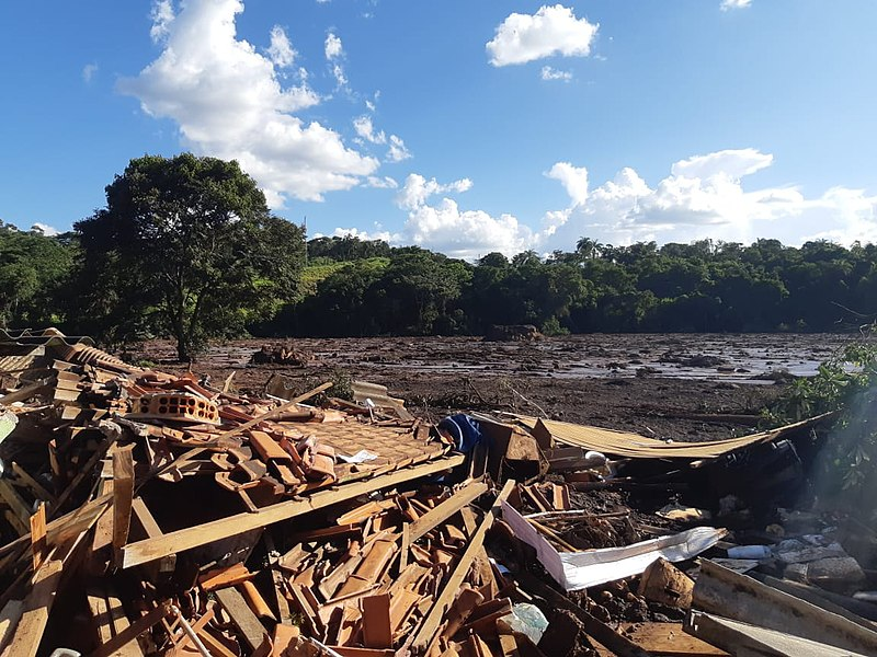 London Mining Network comment on mining waste disaster in Brazil