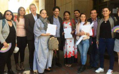 Legal action against Cerrejón Coal's environmental licence