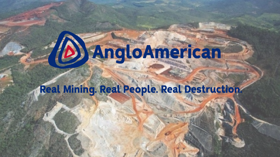 Protest Anglo American's AGM
