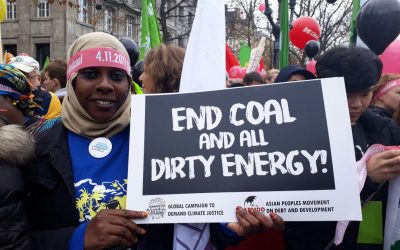 Building Power: African feminist efforts on energy & climate justice