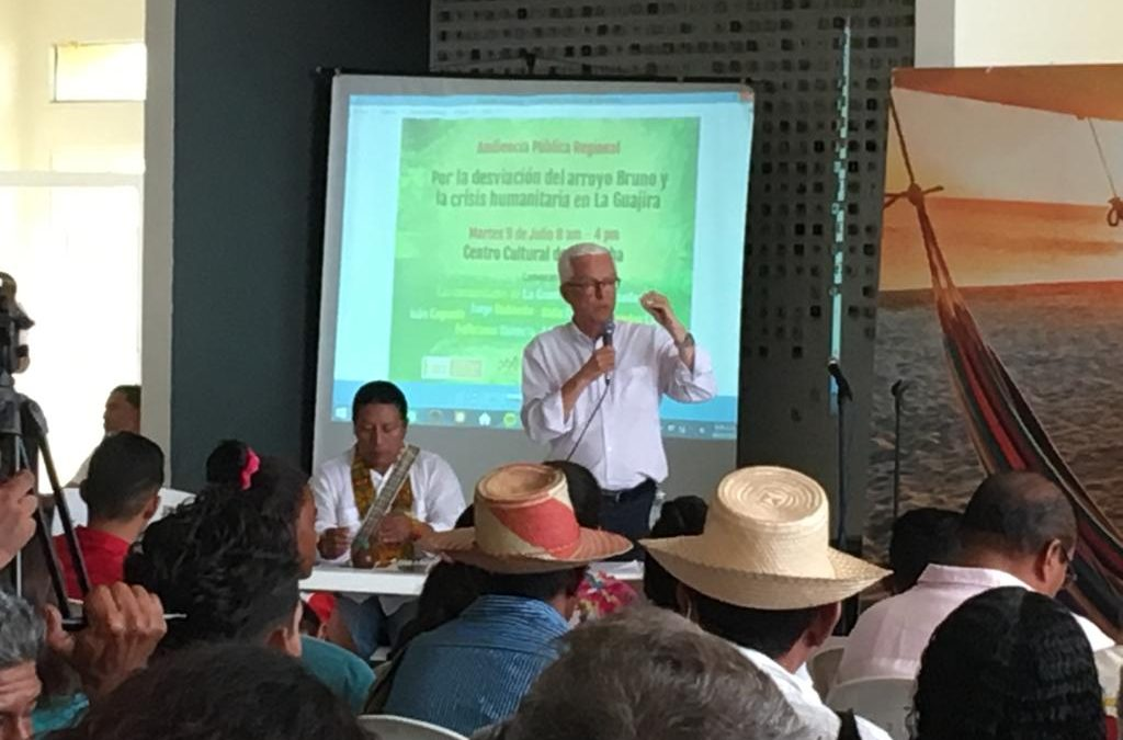 Saving the river: the struggle for Colombia's Arroyo Bruno