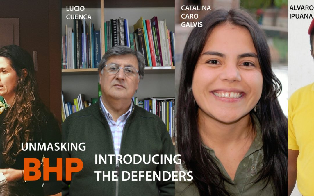 Unmasking BHP: introducing the defenders…