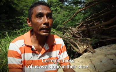 VIDEO: Stop UK company's expansion of mine into Bruno river!