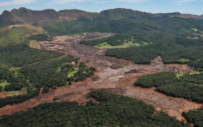 Anniversary vigil for Brumadinho mining disaster
