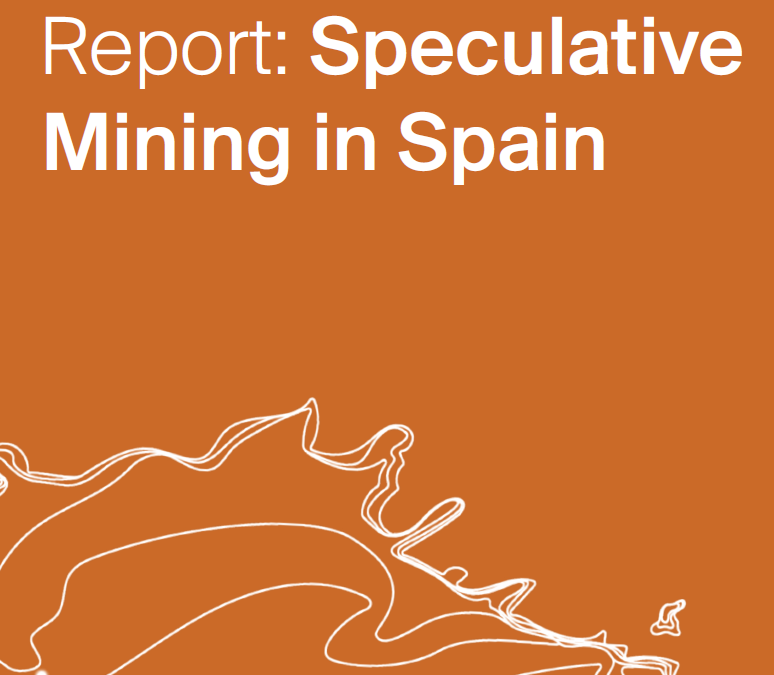 REPORT: Speculative mining in Spain