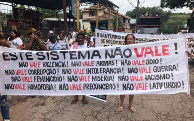 'Wasn't Mariana enough? Marking one year since Brumadinho