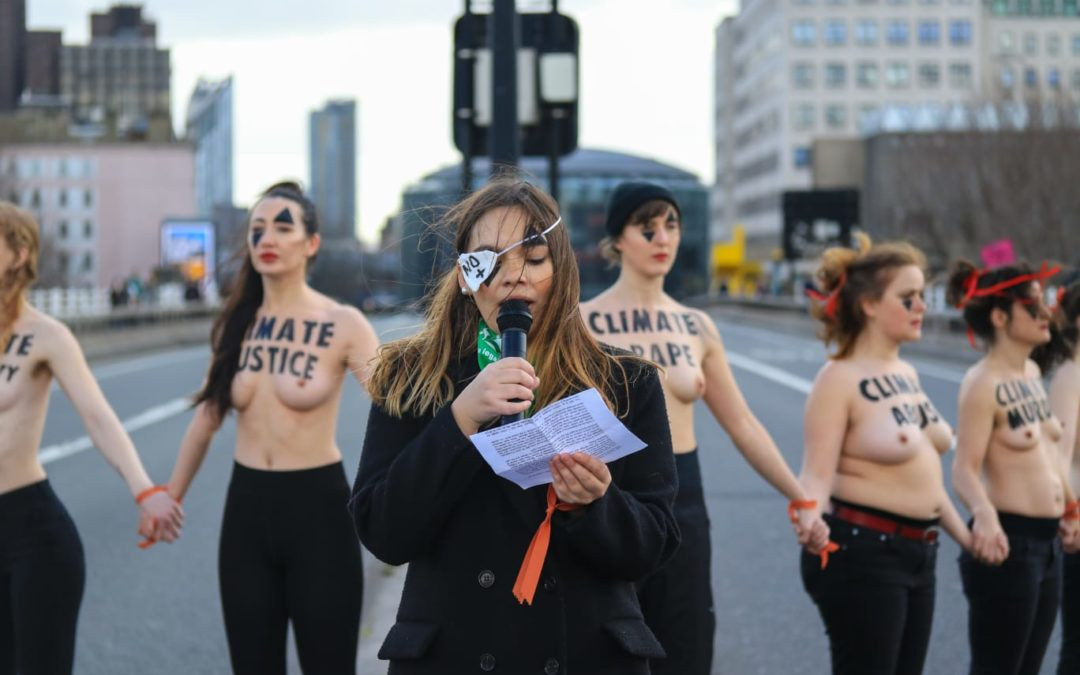 The climate revolution is a feminist one!