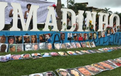 Anniversary of Brazil's Brumadinho disaster, coal, and greenwashing