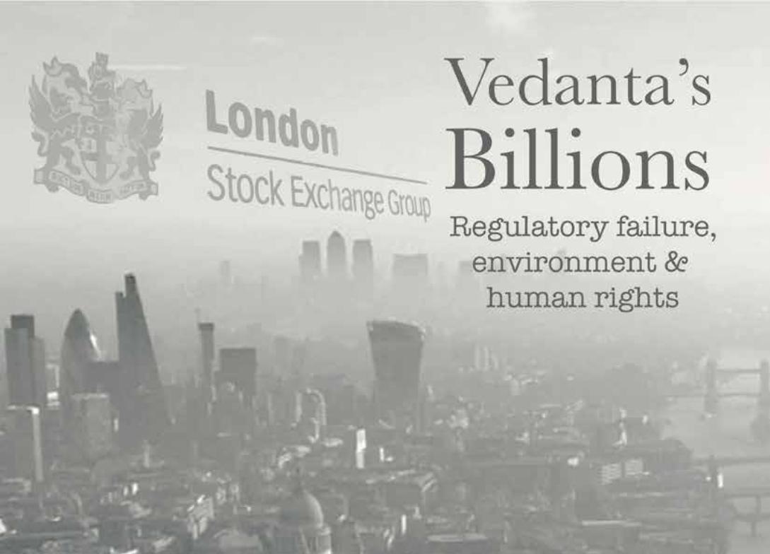 Vedanta's Billions