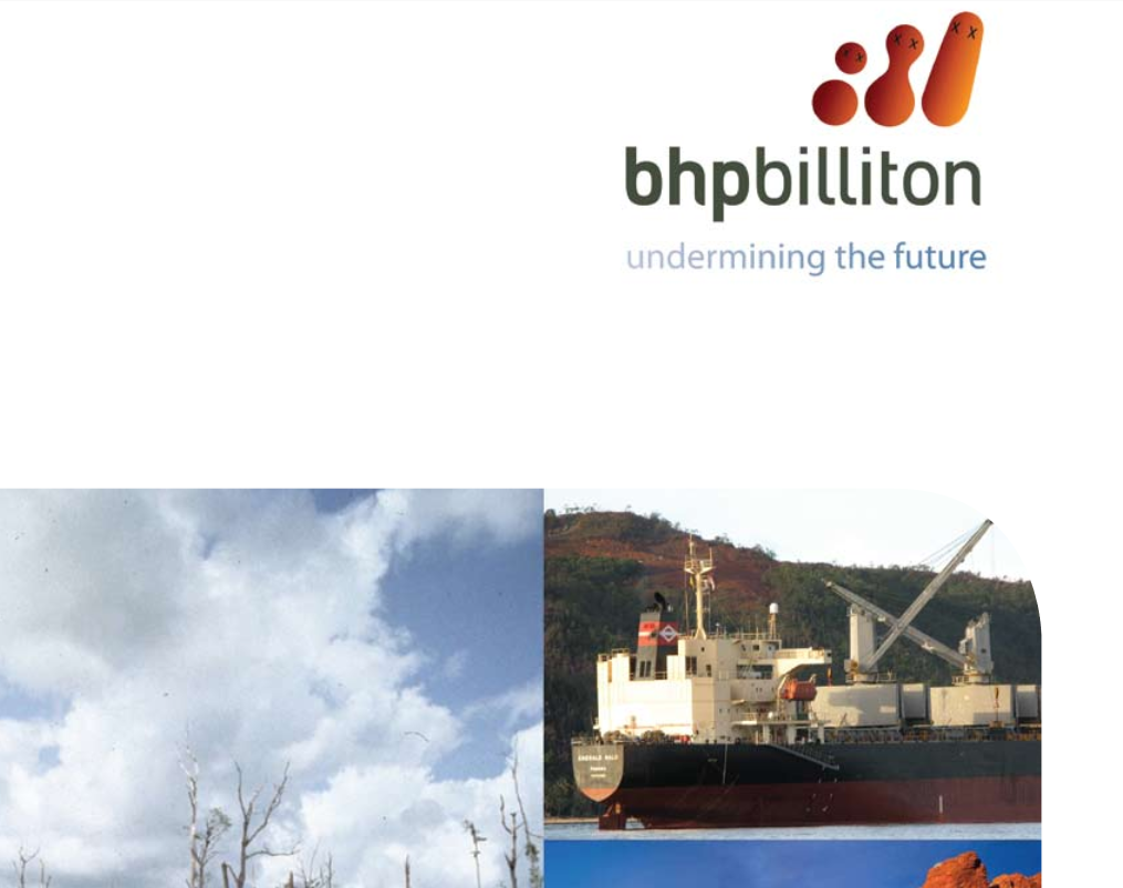 BHP: Undermining the future