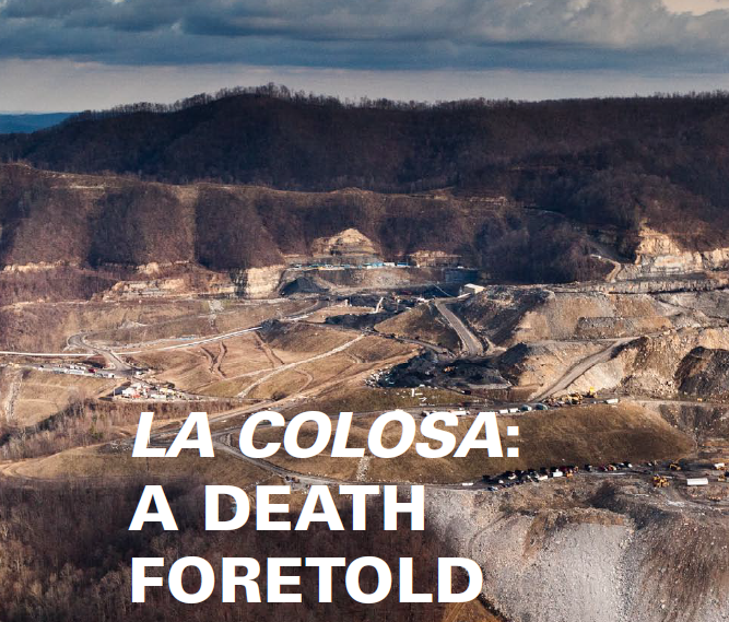 La Colosa: A Death Foretold
