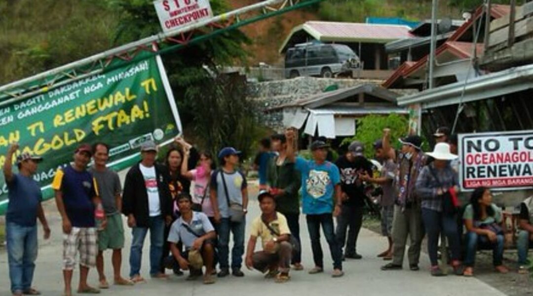Community Resistance to Multinational Mining in the Philippines