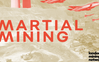 Upcoming Event: Martial Mining Report Launch