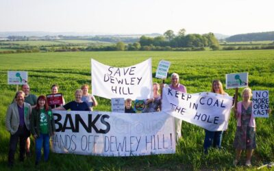 Deadly dams, and victory over Dewley Hill mine