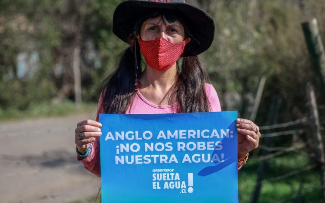 Anglo American's impact in Chile