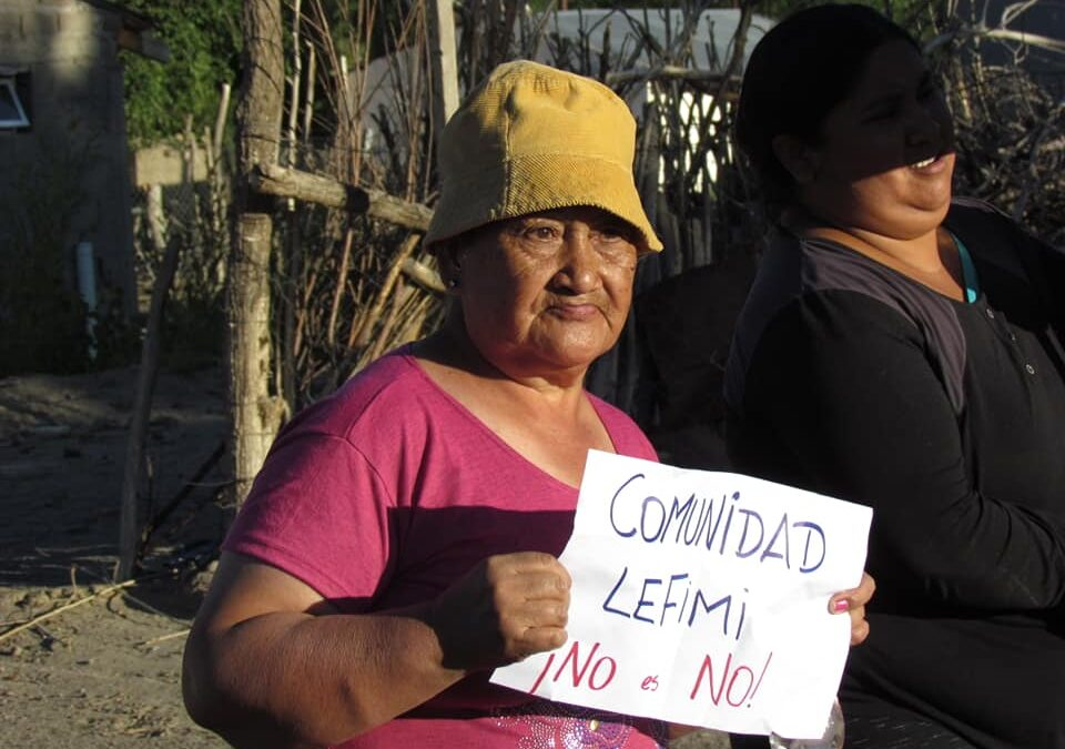 Indigenous communities under pressure from corporate mining in Chubut, Argentina