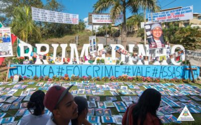 """""""Vale's Crime in Brumadinho"""" – Solidarity & Remembrance, Two Years On"""